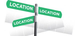 location for business