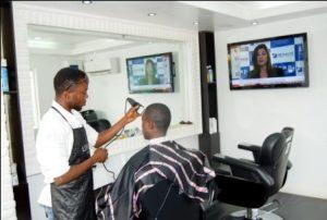 Barbing salon business plan in nigeria