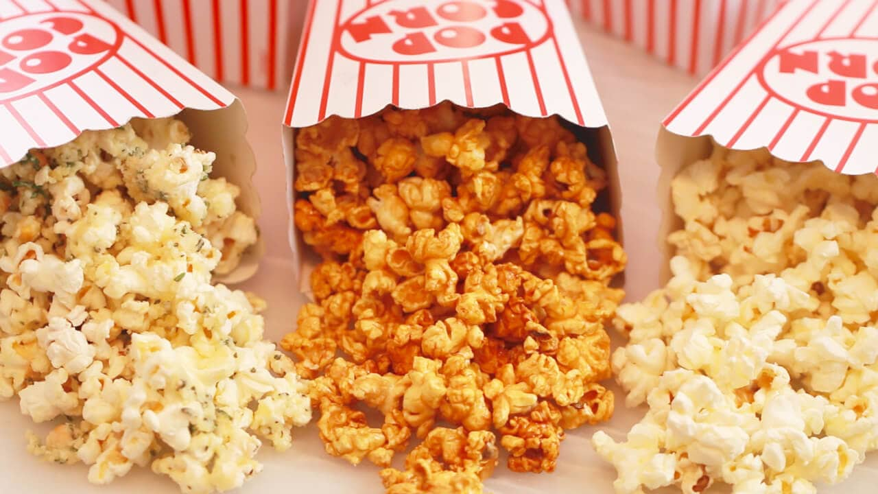 A Sample Gourmet Popcorn Business Plan Template