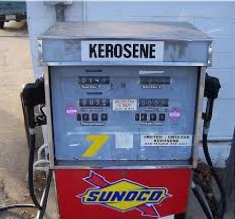 kerosene business plan